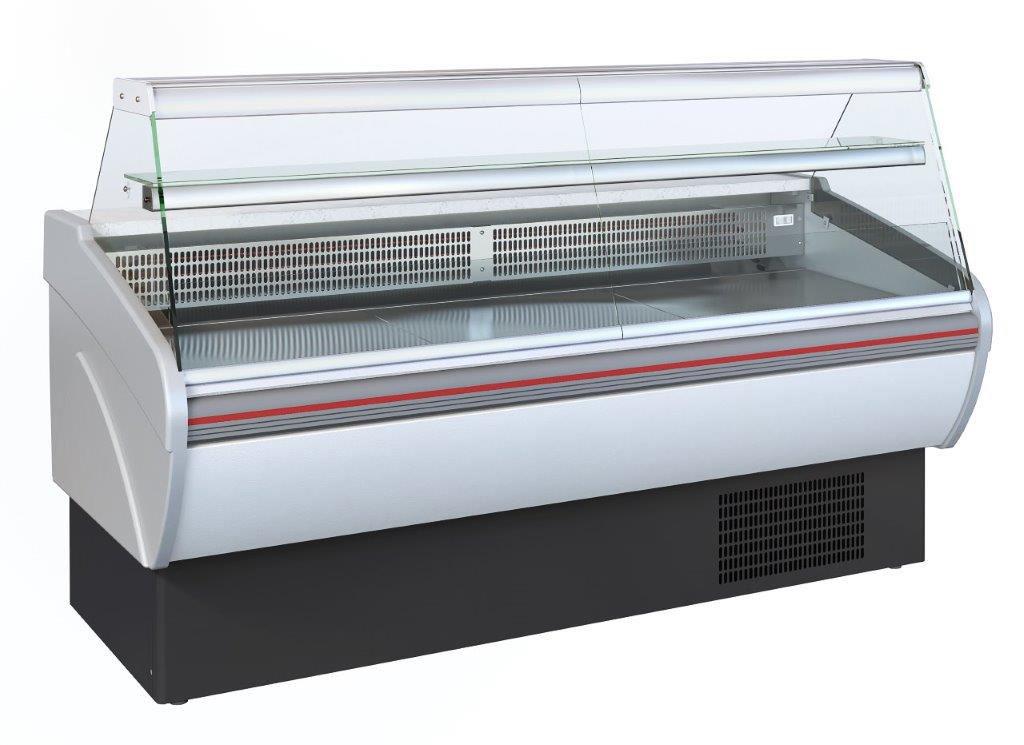 Comptoir réfrigéré service